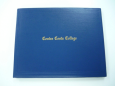 Certificate Cover*8*6 Blue